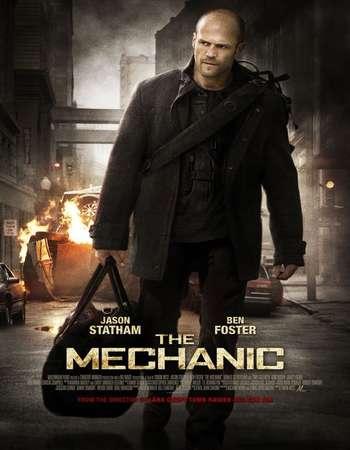 The Mechanic 2011 Hindi Dual Audio BRRip Full Movie Download