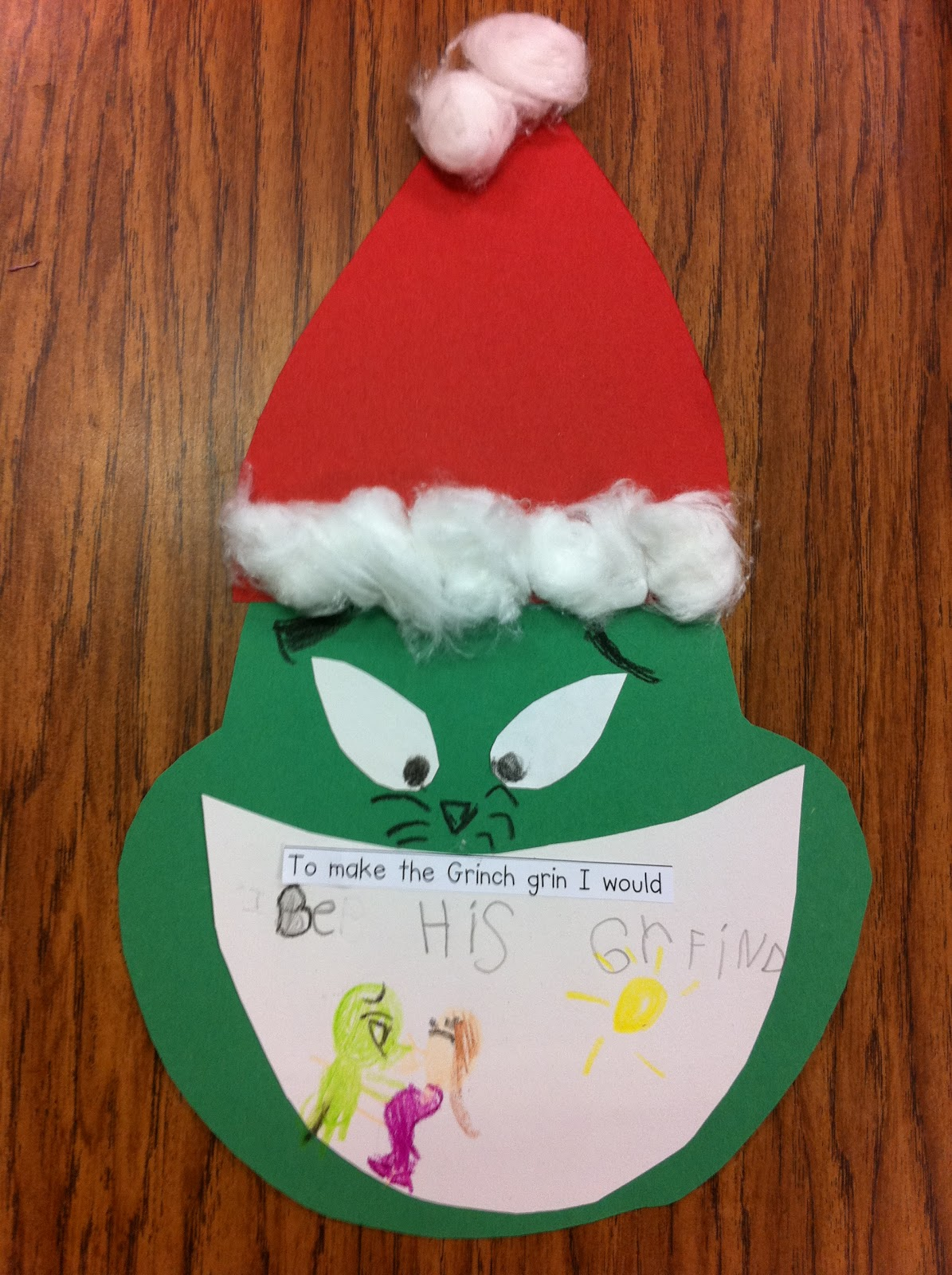 Welcome To Room 36 Reindeer And The Grinch