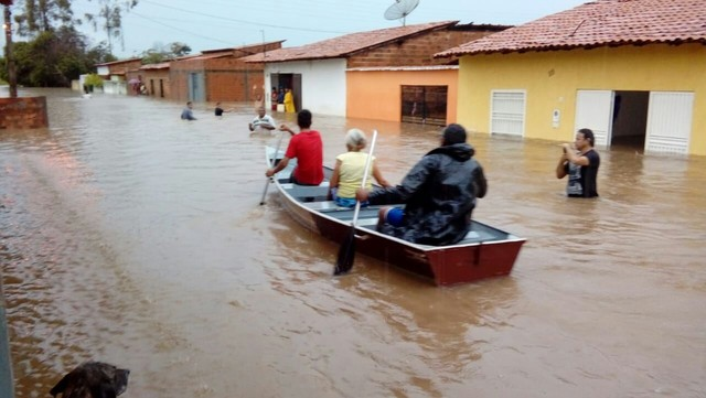 ALERTA - Cinco municípios estão em estado de emergência por conta das chuvas no MA