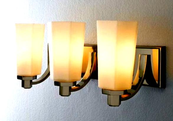 desain lampu dinding