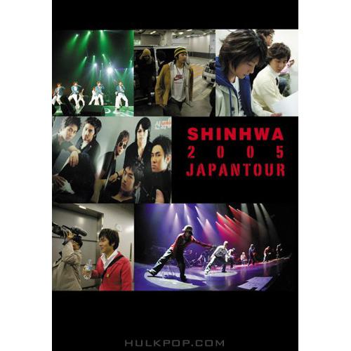 SHINHWA – 2005 Japan Tour