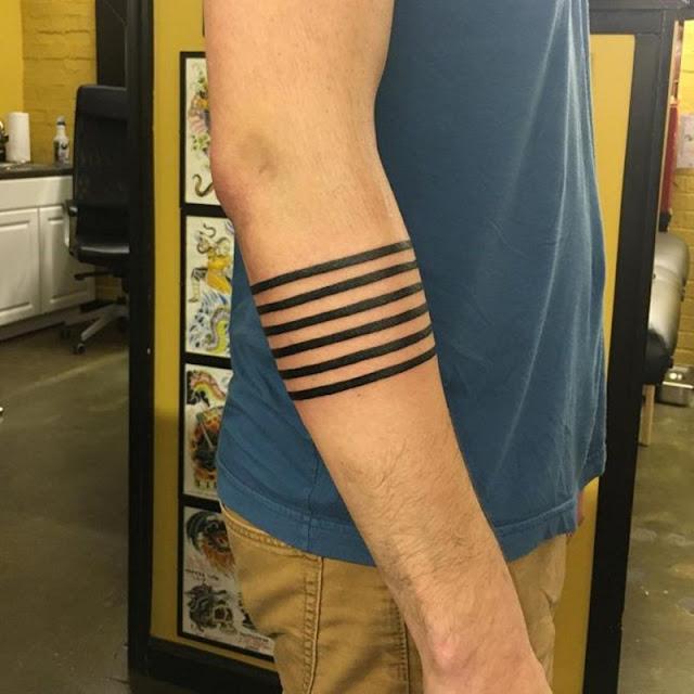 Braçadeiras de tatuagens