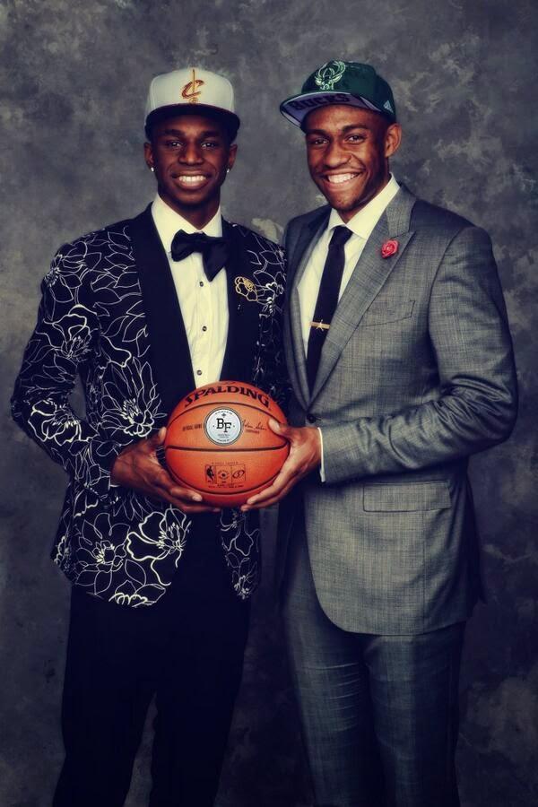 Hoopistani: Wiggins, Parker, & Embiid highlight NBA draft ... Jabari Parker Nba Draft