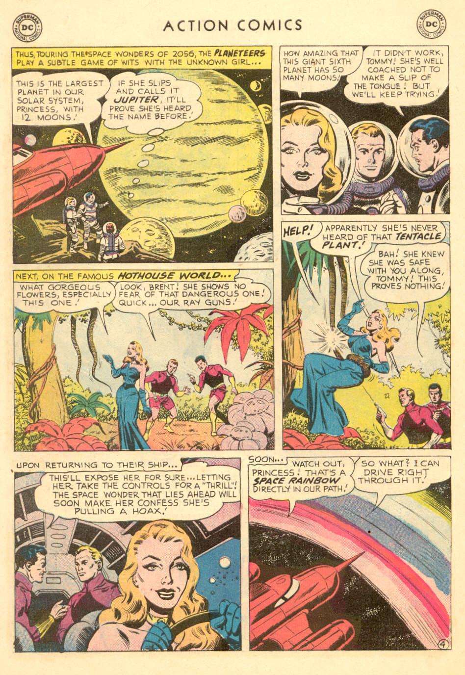 Action Comics (1938) 221 Page 29