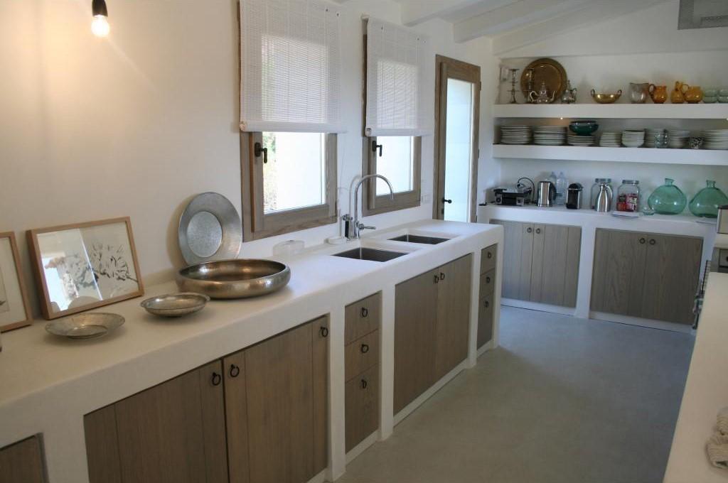 Come costruire una cucina in muratura e quanto costa for Cucina moderna quanto costa