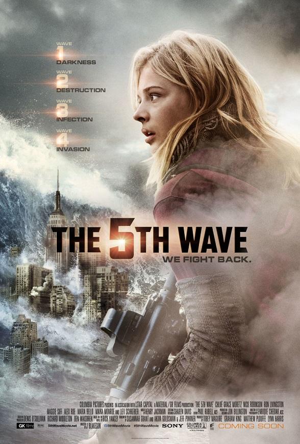 فیلم دوبله: موج پنجم (2016) The 5th Wave
