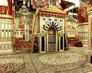 Gambar Masjid Nabawi