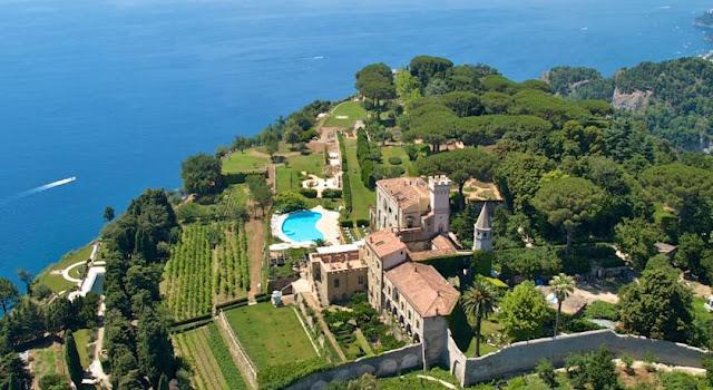 Ravello villas italy