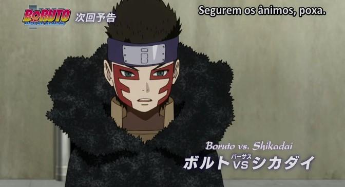 Boruto: Naruto Next Generations – Episódio 59 –