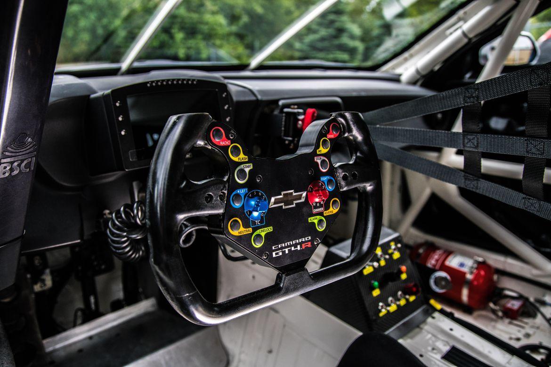 Chevrolet Camaro GT4.R 1