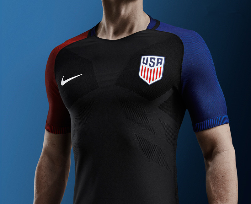 size 40 e73da 450eb Time to see and learn: USA 2016 nation soccer jersey