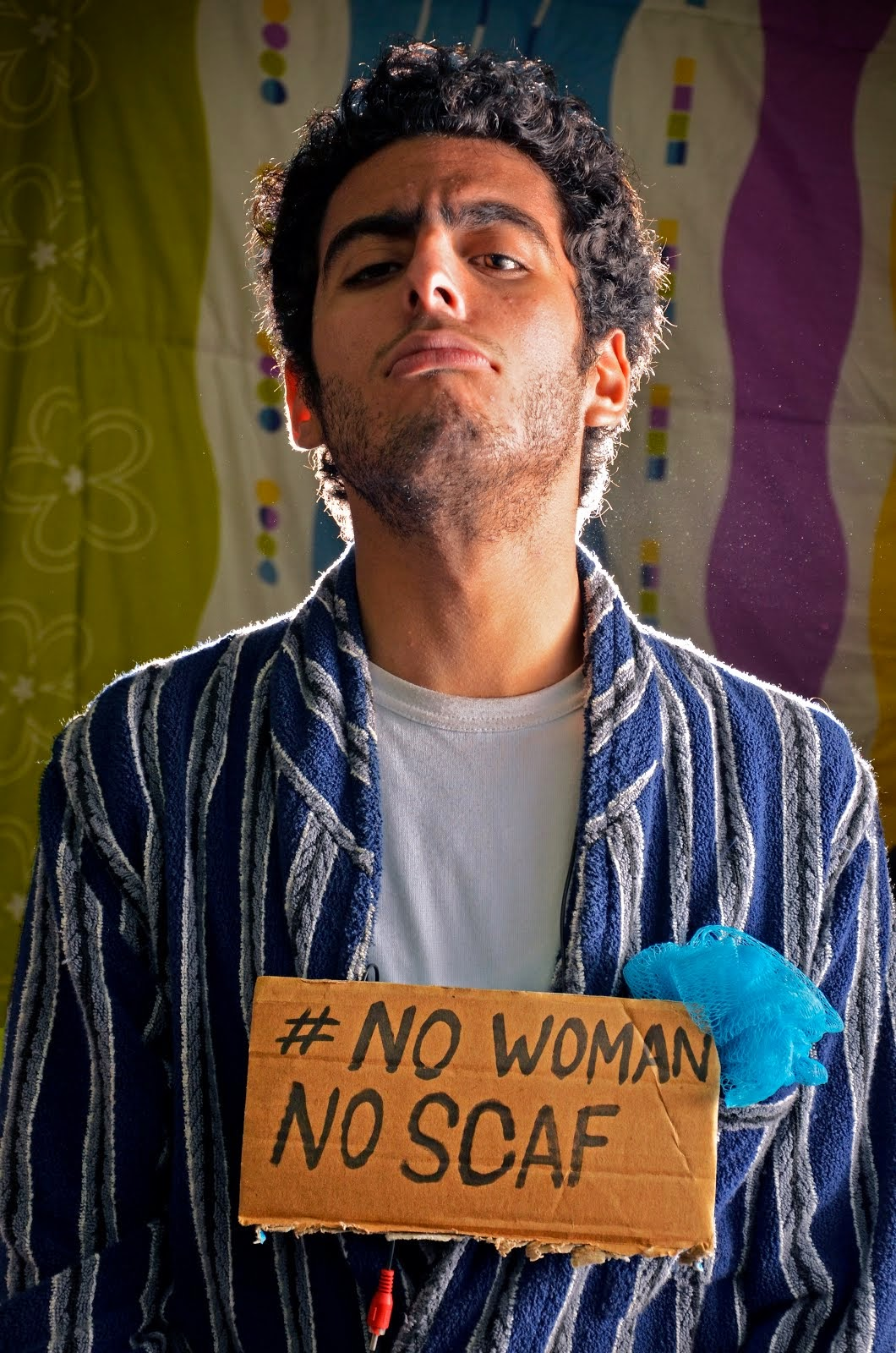 No Woman, No SCAF