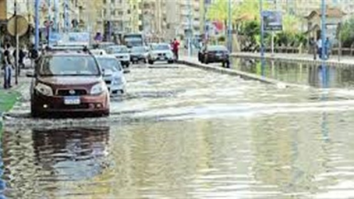 أول رد على حدوث سيول في مصر على غرار السعودية والأردن