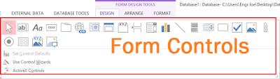 Form Controls