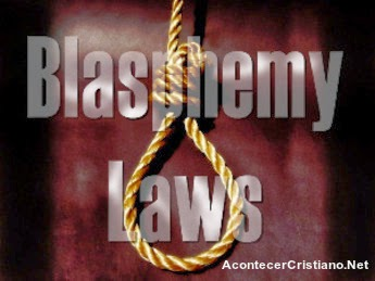 Ley de blasfemia en Pakistán