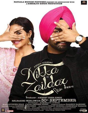 Nikka Zaildar (2016) Punjabi HDRip 720p