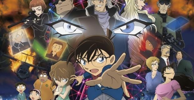 Thám Tử Lừng Danh Conan 20: Cơn Ác Mộng Đen Tối - Detective Conan Movie 20: The Darkest Nightmare