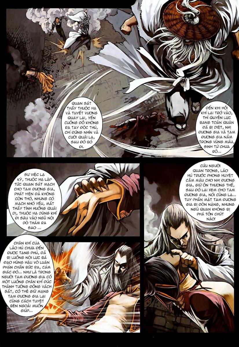 Ôn Thuỵ An Quần Hiệp Truyện Phần 2 chapter 5 trang 28