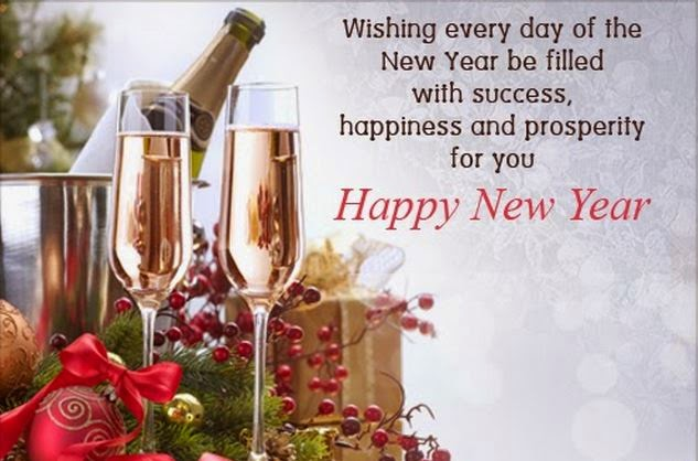 Happy New Year 2019 HD Images with Wishes for Girl Friend
