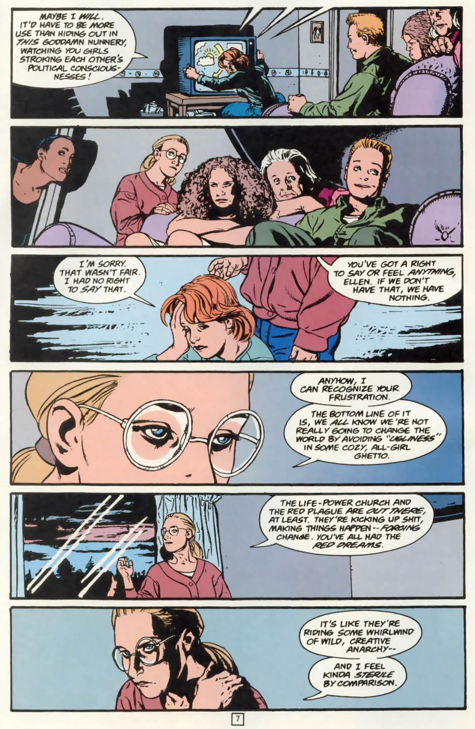 Read online Animal Man (1988) comic -  Issue #76 - 8