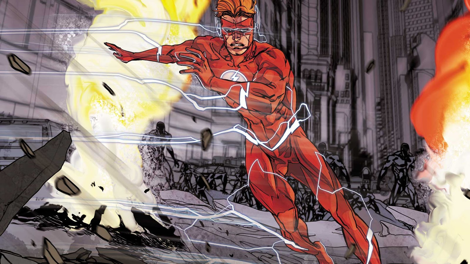 weird science dc comics preview flash 41