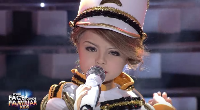 Xia Vigor's Taylor Swift impersonation