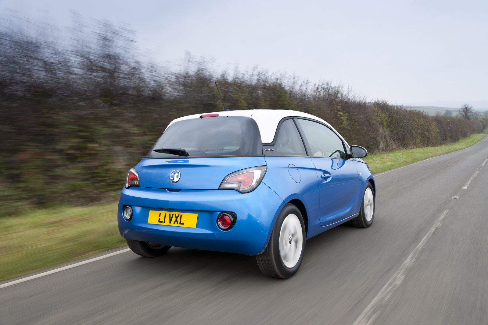 We Drive Vauxhall S New 1 0t Adam Amp Adam Rocks Air