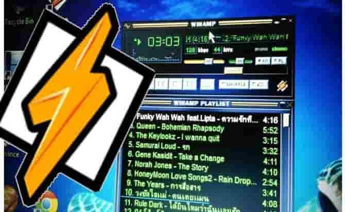 Música, software, listas