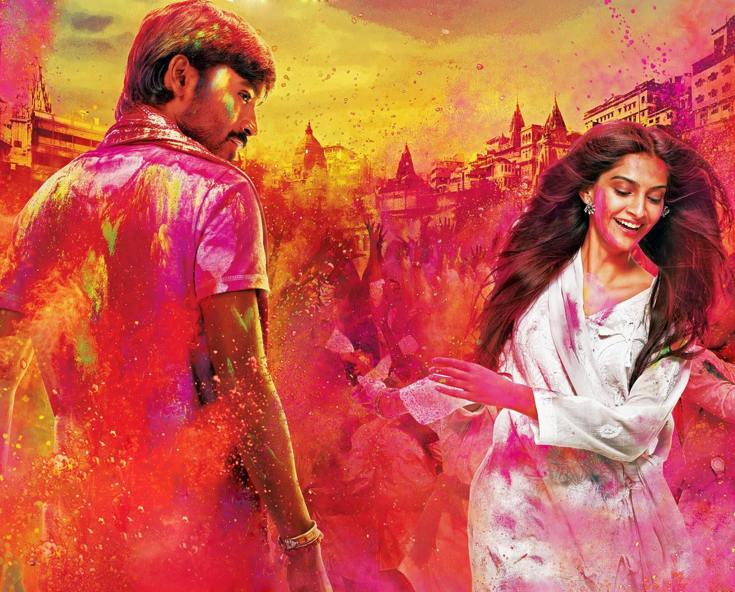 Download 101 South Star Prabhas Dekstop Background: Raanjhanaa HD Wallpapers 1080p