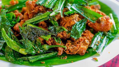 Resep Ayam Tangkap Khas Aceh