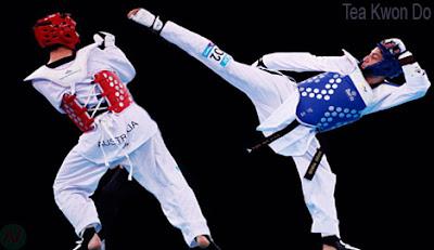 Tea Kwon do sport
