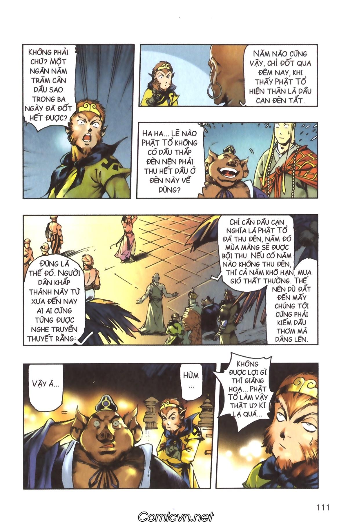 Tây Du Ký màu - Chapter 126 - Pic 22