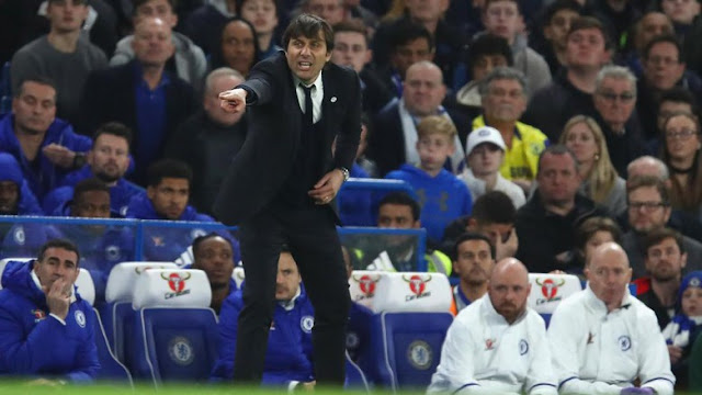 Diisukan Kembali ke Serie A, Conte: Saya Ingin Lama di Chelsea