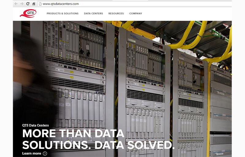 Qts Signs Big Cloud Customer For Dfw Mega Data Center Converge