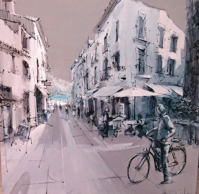 Испанский художник. Jordi Torrent Colomer