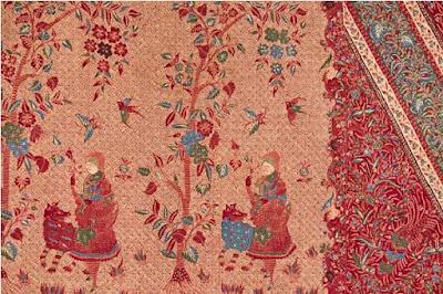 Motif Batik Belanda