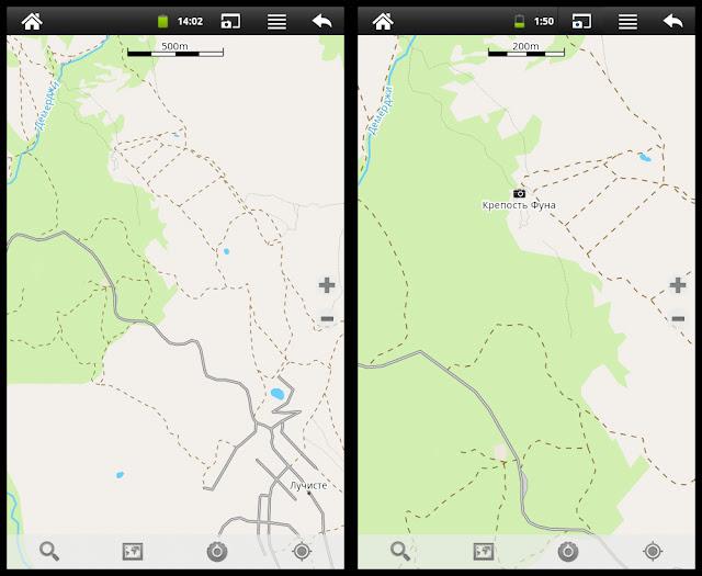 Программа MapDroyd