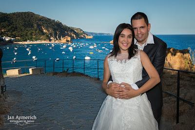 boda tossa de mar