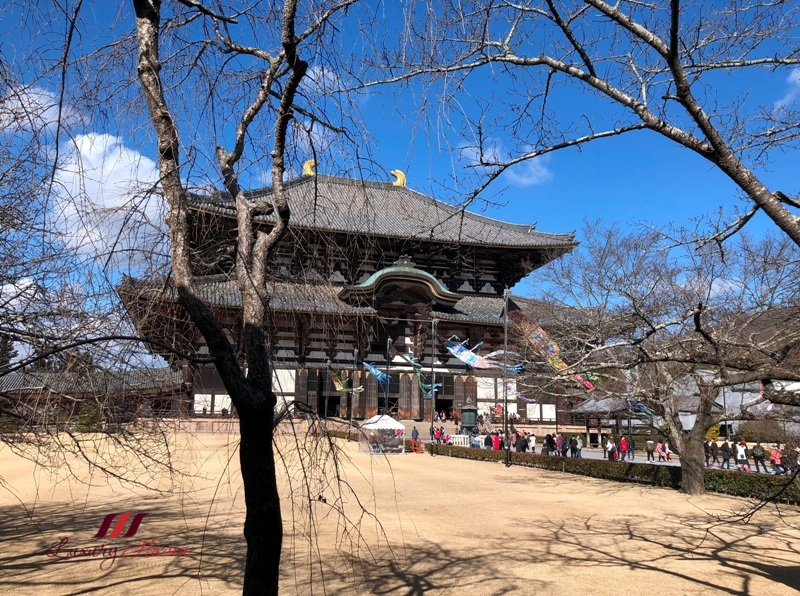 unesco world heritage site todaiji temple