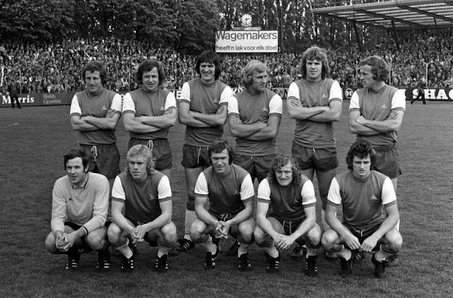 Copa da UEFA 1973-1974: Feyenoord é o primeiro holandês campeão