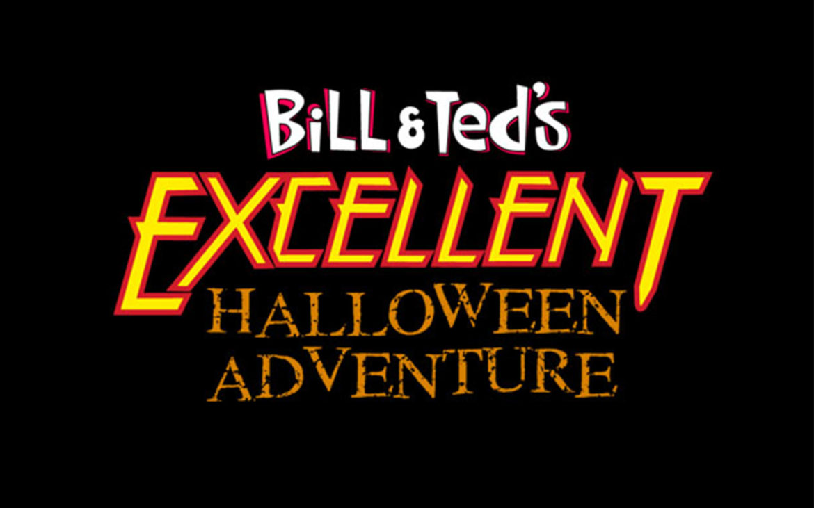Halloween Adventure.Parkscope Bill Ted Excellent Halloween Adventure To Bow After Hhn 27