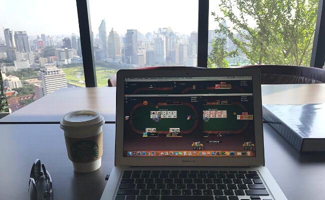 Playing poker online internet poker explained.