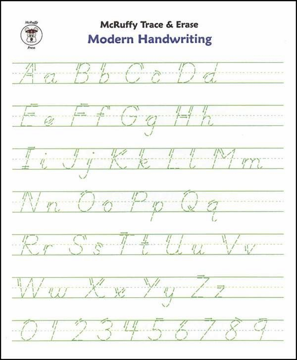 tracing handwriting worksheets hand writing. Black Bedroom Furniture Sets. Home Design Ideas