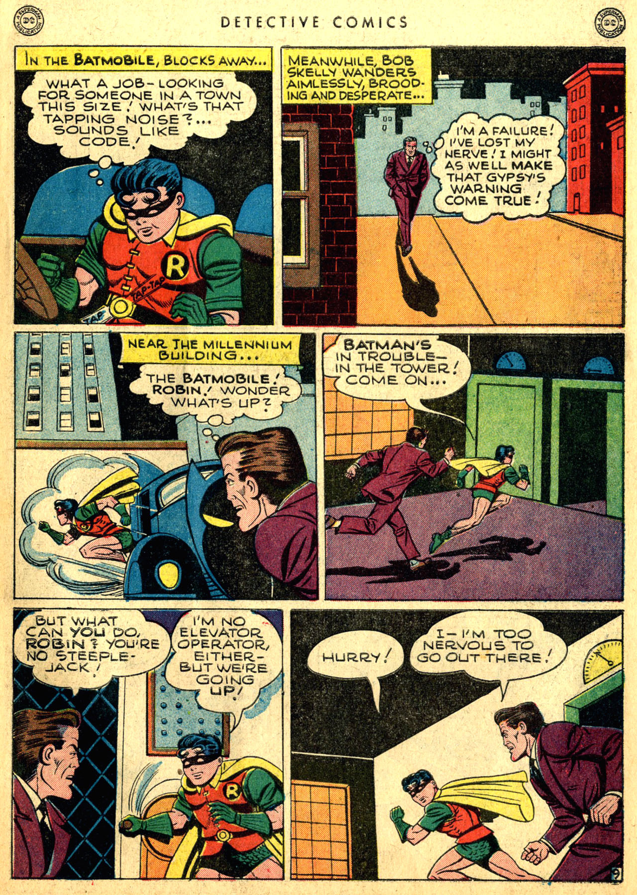 Read online Detective Comics (1937) comic -  Issue #117 - 11