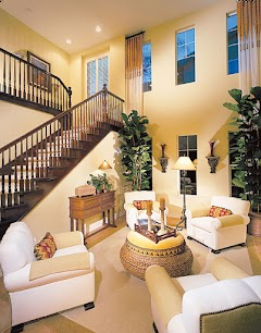 Simple Decorating Ideas For Living Rooms With High Ceilings
