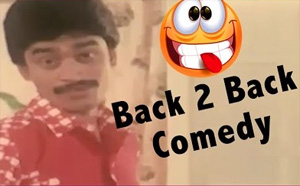 Chinni Jayanth Back 2 Back Comedy Scenes – Pudhir