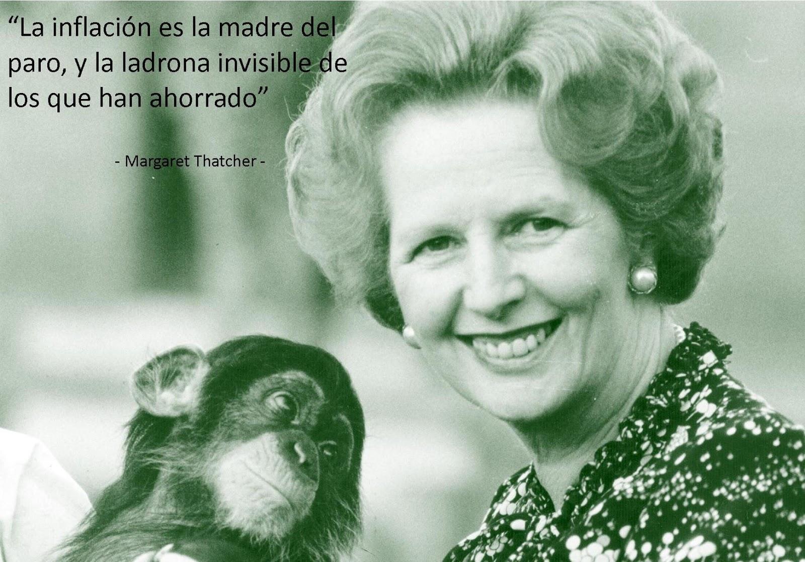 Economía En El Insti Frases Célebres Margaret Thatcher