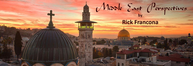 Middle East Perspectives by Rick Francona