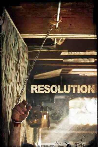 Resolution (2012) BluRay 720p