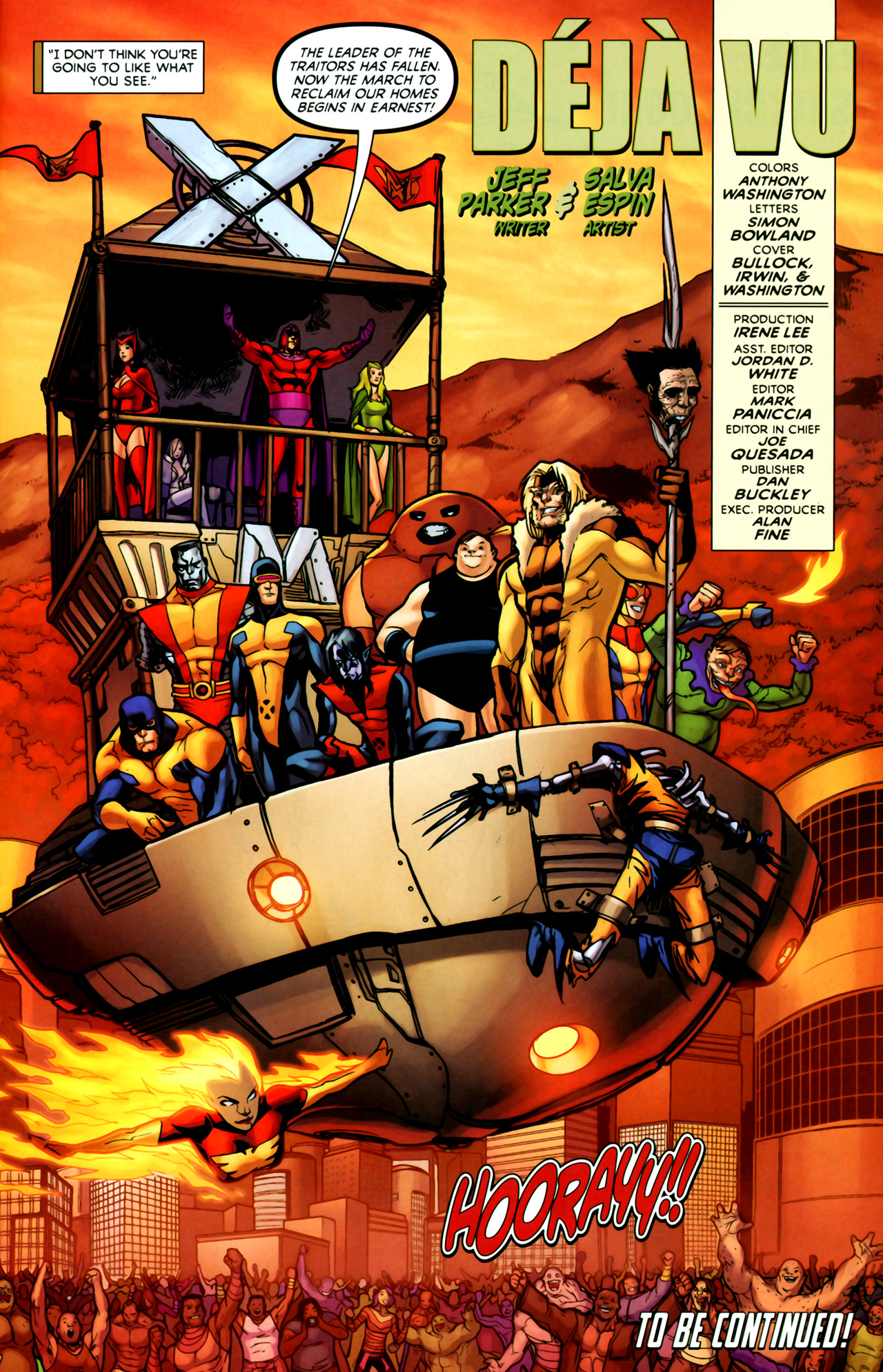 Read online Exiles (2009) comic -  Issue #1 - 24
